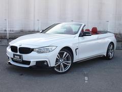 BMW435iカブリオレMスポーツパフォーマンスヘッドアップACC