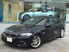 BMW523iMスポーツ ブラックレザークルコンHDDバックカメラ