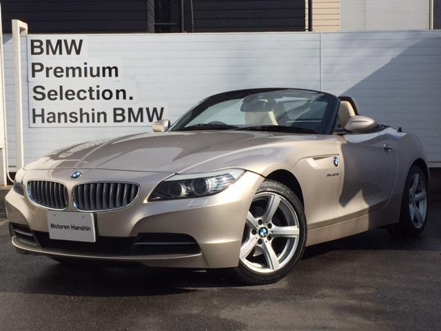 BMW sDrive23iハイラインパッケージ直6エンジンベージュ革