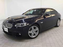 BMWアクティブハイブリッド5MスポーツLED茶革1オーナーACC