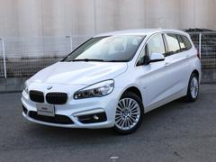 BMW218dグランツアラーラグジュアリーコンフォートPKG未使用