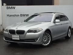 BMW528iツーリングサンルーフコンフォートPKGソフトクローズ
