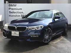 BMW523d Mスポーツ登録済未使用車LEDヘッドACC19AW