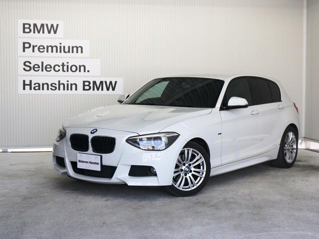 BMW 116i Mスポーツ純正HDDナビキセノンバックカメラETC