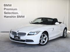 BMW Z4sDrive35i認定保証直6TB黒革シートヒーターHDD