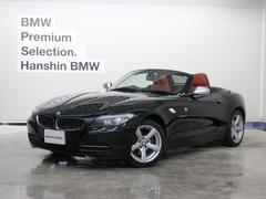 BMW Z4sDrive23iシルバートップ15台限定車赤革HDD地TV