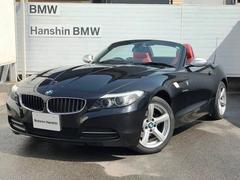 BMW Z4sDrive23iシルバー・トップ15台限定赤革HDDナビ