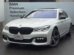 BMW740i Mスポーツ1オーナMパフォーマンスパーツリモートP