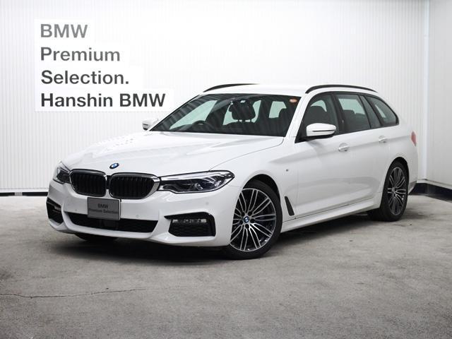 BMW 523iツーリング Mスポーツ1オーナーイノベーションPKG