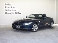 BMW Z4sDrive20iハイライン認定保証黒革PWシートHDDナビ