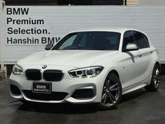BMWM135i認定保証後期LCI赤革LEDバックカメラ純正ナビ