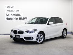 BMW118i スポーツパーキングサポート1オーナークルコン