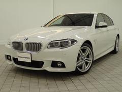 BMWアクティブハイブリッド5 Mスポーツ保証付ACC後期LCI