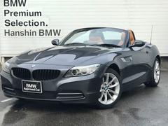 BMW Z4sDrive20i ハイライン認定保証後期LCIレザーHDD