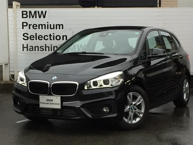 BMW 218iアクティブツアラー弊社元デモカ認定保証BカメラPDC