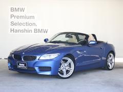 BMW Z4sDrive20iMスポーツ認定保証ベージュ革HDD1オーナ