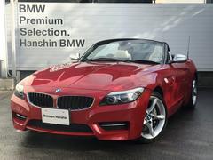 BMW Z4sDrive35is認定保証Dピュアホワイト1オーナー純ナビ