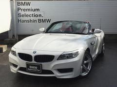 BMW Z4sDrive20i Mスポーツ認定保証赤レザーシートヒーター