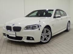 BMW535i MスポーツLEDヘッドACC認定保証後期Lci