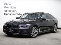 BMW740i認定中古車プラスパッケージサンルーフOP20AW革