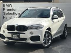 BMW X5xDrive 35d Mスポーツ認定保証SR1オーナーACC