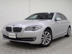 BMW523iハイラインパッケージ認定保証ワンオーナー直6エンジン