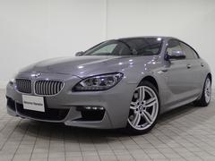 BMW650iグランクーペMスポーツ認定保証V8エンジンLEDSR