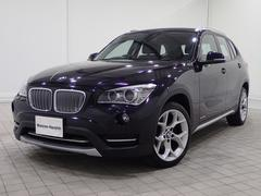 BMW X1X1sDrive18i xライン純正HDDナビ黒革Pサポート