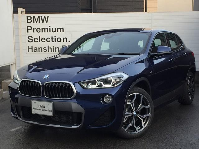 BMW sDrive18iMスポーツX弊社デモカーLEDバックカメラ