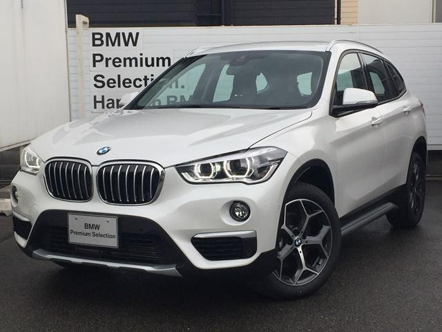 BMW xDrive20ixライン登録済未使用車ACCシートヒーター