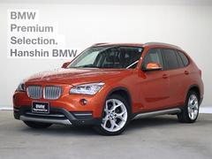 BMW X1sDrive18ixライン純正HDDナビPサポ1オナ認定保証