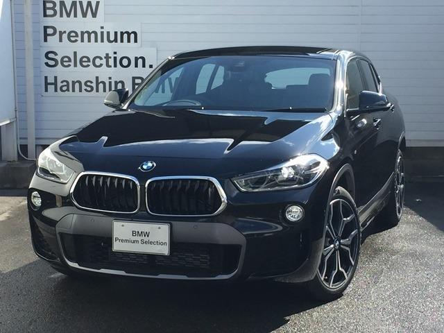 BMW sDrive18iMスポーツX登録済未使用車ACC衝突軽減