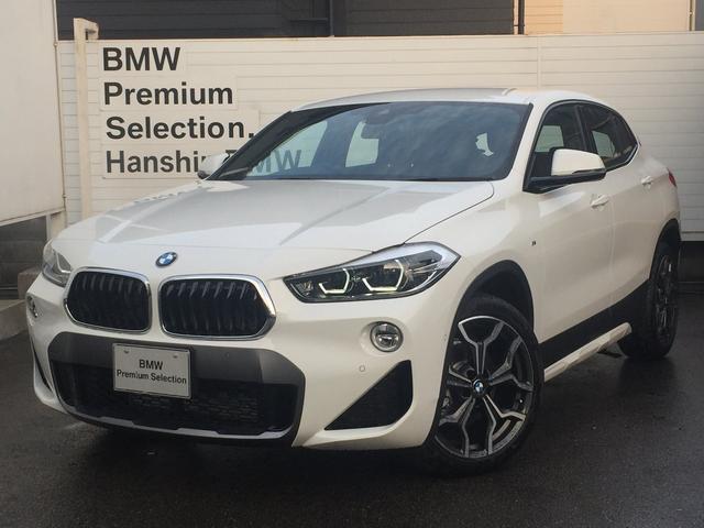 BMW sDrive18iMスポーツLEDオートトランクバックカメラ