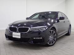 BMW523d Mスポーツ認定保証サンルーフLED1オーナーACC