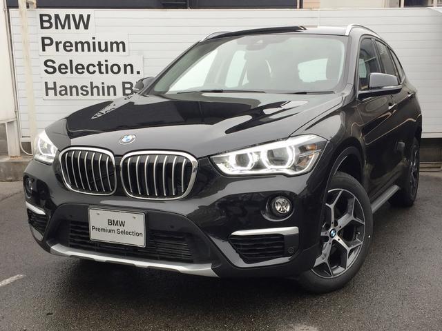 BMW sDrive18i xライン登録済未使用車コンフォートPKG