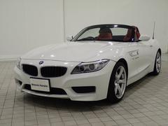 BMW Z4sDrive20iMスポーツ認定中古車最終後期モデル赤レザー