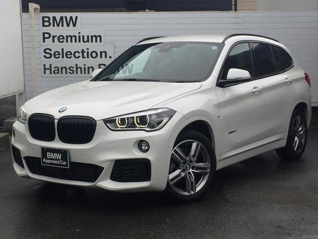 BMW sDrive 18iMスポーツコンフォートPKG電動トランク