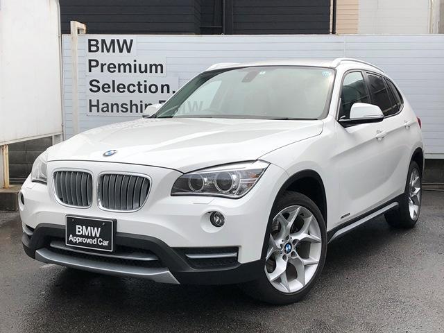 BMW sDrive20i xライン認定保証1オーナー純正HDDナビ
