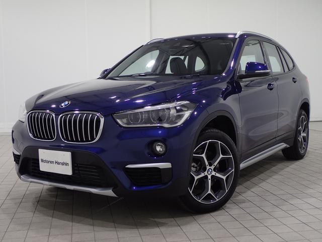 BMW xDrive 18d xライン 認定保証シートヒーターLED
