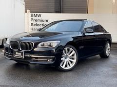 BMW750i認定保証V8サンルーフACC20AWソフトクローズ