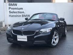 BMW Z4sDrive23iハイライン認定保証赤レザーHDDナビETC