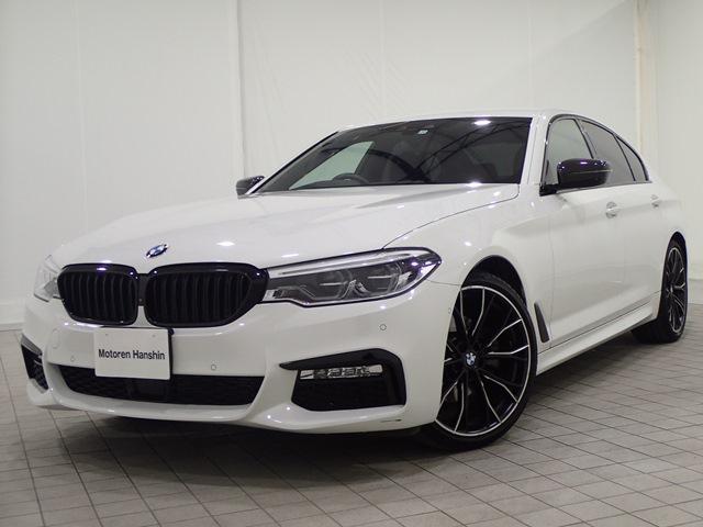 BMW 523dMスポーツMパフォーマンスイノベーションPKG1オナ