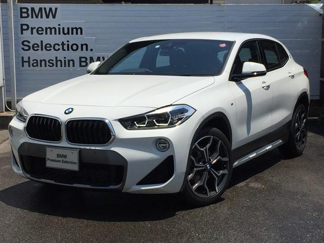 BMW sDrive18iMスポーツX認定保証コンフォート1オーナー