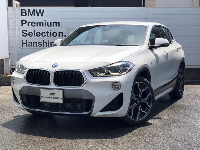 BMW sDrive 18iMスポーツX登録済み未使用車ACCLED