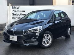 BMW218dアクティブツアラープラスパッケージETC純正HDD