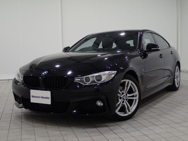BMW 420iグランクーペ Mスポーツ認定保証ACCシートヒーター