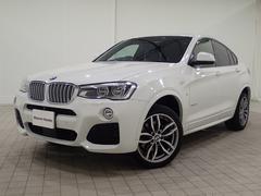 BMW X4xDrive 28iMスポーツACCレザーシートLEDヘッド
