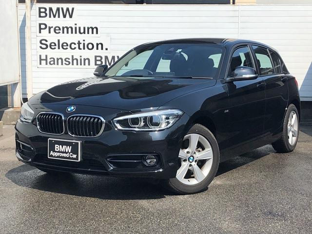 BMW 118d スポーツ弊社元レンタカー純正HDDナビバックカメラ