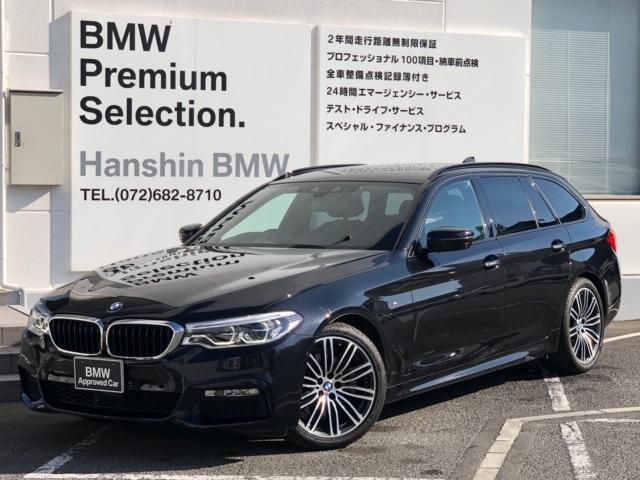 BMW 523iツーリング Mスポーツ 純正HDDナビ・全周囲カメラ・前後PDCセンサー・レーンキープアシスト・レーンディパチャーウォーニング・レンチェンジウォーニング・SOS・コネクティッドドライブ・地デジ・アクティブクルーズコントロール