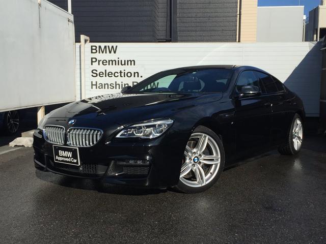 BMW 650iグランクーペ Mスポーツ コンフォートPKG ACC